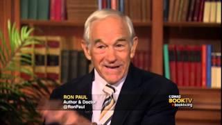 Book TV In Depth: Ron Paul