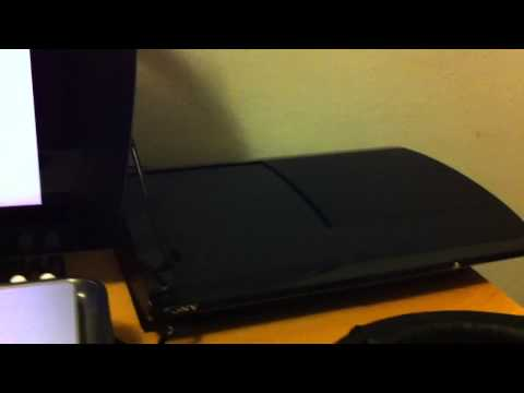 Ps3 Super Slim OVERHEAT FAN SOUND
