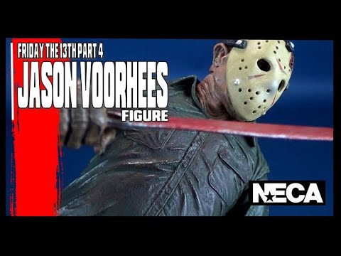 Toy Spot | NECA Friday the 13th Part 4 The Final Chapter Ultimate Jason Voorhees Figure
