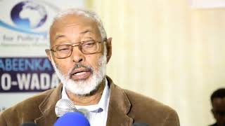 Eng Maxamed Xaashi Oo Ka Hadlay Sicir Bararka Ka Jira Somaliland