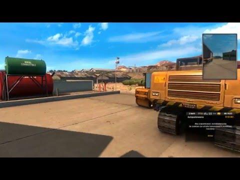American Truck Simulator #3 - Pożyczka Na Darmo ;_;