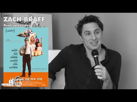 [Portrait] Zach Braff