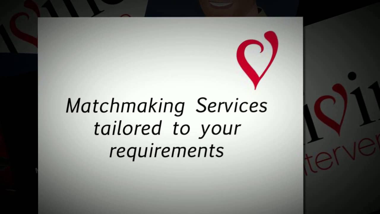 Calgary matchmaking services