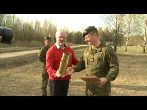Šaudymo varžybų ministro taurę laimėjo Husarų bataliono grandinis T. Matuzevičius