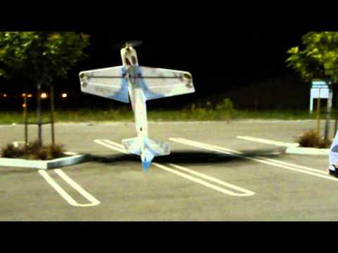 DW Foamies Yak 54 48 inch 3D Night flight