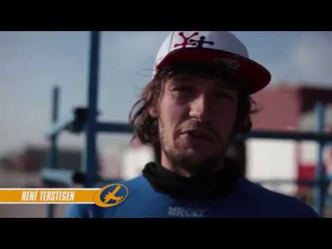 Stand up exit with Rene Terstegen from Skydive Spain Skydive in Spain!