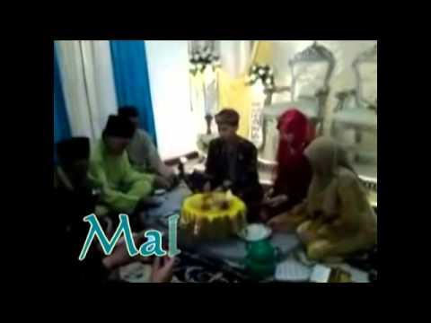 Istiadat Perkahwinan Suku Kaum Brunei Di Sabah, Malaysia