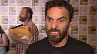 Jake Johnson: 'It's Peter Parker at 40'