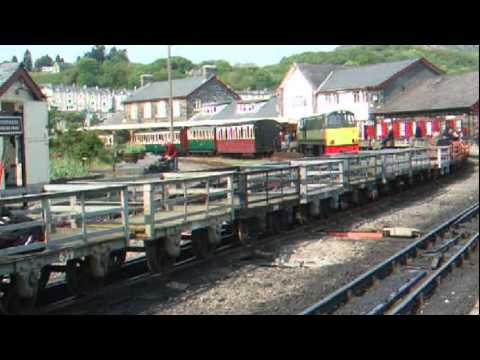 Great Welsh Steam Grice 2011 (Ffestiniog, Welsh Highland, Talyllyn, Main Line & Llangollen)