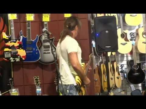GEORGE LYNCH ESP GUITAR CLINIC Instrumental Music Thousand Oaks, CA 10/3/2012
