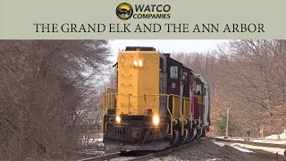 Watco's SLWC - BNSF Sortline of the Year 2010