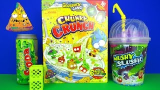 The Grossery Gang Chunky Crunch Unboxing Rotten Color Change Surprises by Moose Toys