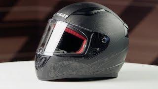LS2 Rapid Crypt Helmet Review at RevZilla.com