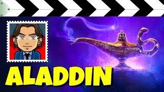 """ALADDIN"" - A Crítica de Eduardo Miranda."