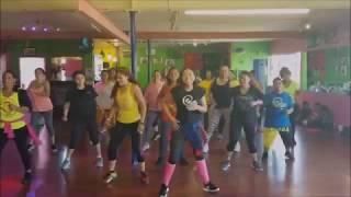 Download Lagu Echame la Culpa- Luis Fonsi, Demi Lovato- Zumba Choreography Gratis STAFABAND