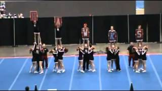 Pea Ridge High School Cheerleading 2012 State Runner Up