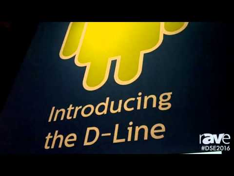 DSE 2016: Philips Intros D Line Display With Integrated Android Digital Signage and Wi-Fi