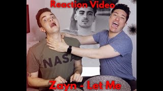 Download Lagu Zayn Let Me (reaction) Gratis STAFABAND