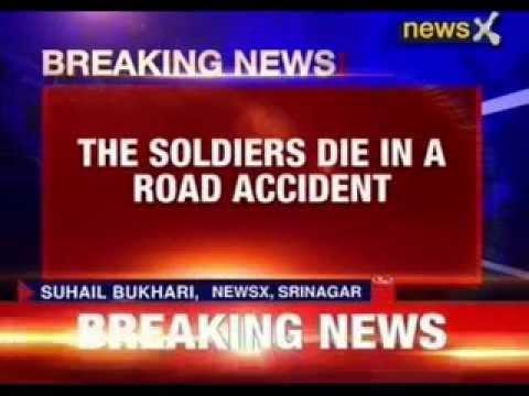 Four soldiers die in Jammu and Kashmir