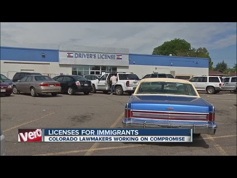 Deal reached on immigrant driver's licenses