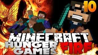 download lagu Minecraft Hunger Games Catching Fire 10 - Deadly Deathmatch gratis