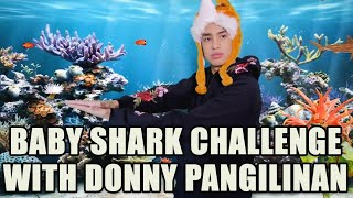 download lagu Donny Pangilinan - Baby Shark Challenge gratis