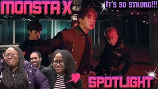 MV Reaction| Monsta X - Spotlight
