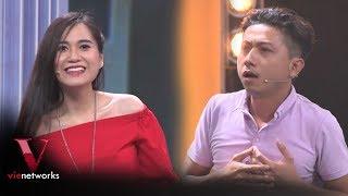 Lâm Vỹ Dạ diễn lại cảnh gặp Hứa Minh Đạt lần đầu | Nhây chúa [Full HD]