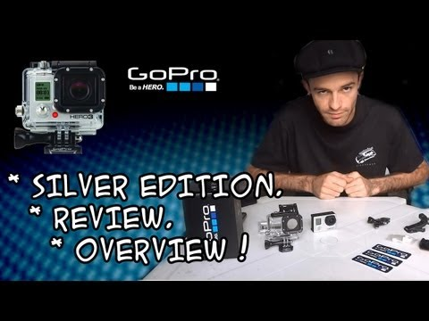 GoPro Hero 3 Silver Edition Review - Português - Brasil - PT BR