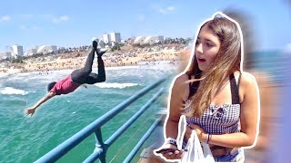 Download Lagu I Jumped off the Pier for Her Number (ALMOST ARRESTED) Gratis STAFABAND