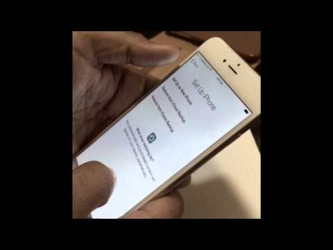 iPhone 6 plus Unboxing/Opening and set-up
