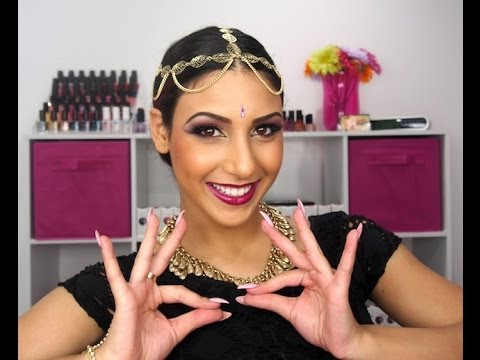 bollywood makeup tutorial