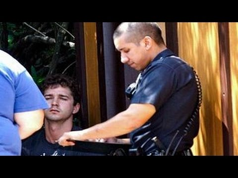 Shia LaBeouf Worst Moments With Paparazzi - (Throwing Coffee, Chasing Photogs & More)