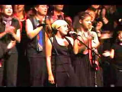 Oh Happy Day &#8211; Gospel Choir &#8211; Bend Oregon Tower Theatre