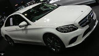 พาชม 2019 Mercedes-Benz C220d Avantgarde ภายนอก ภายใน