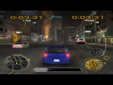 Midnight Club 3 DUB Edition on PC i5-760