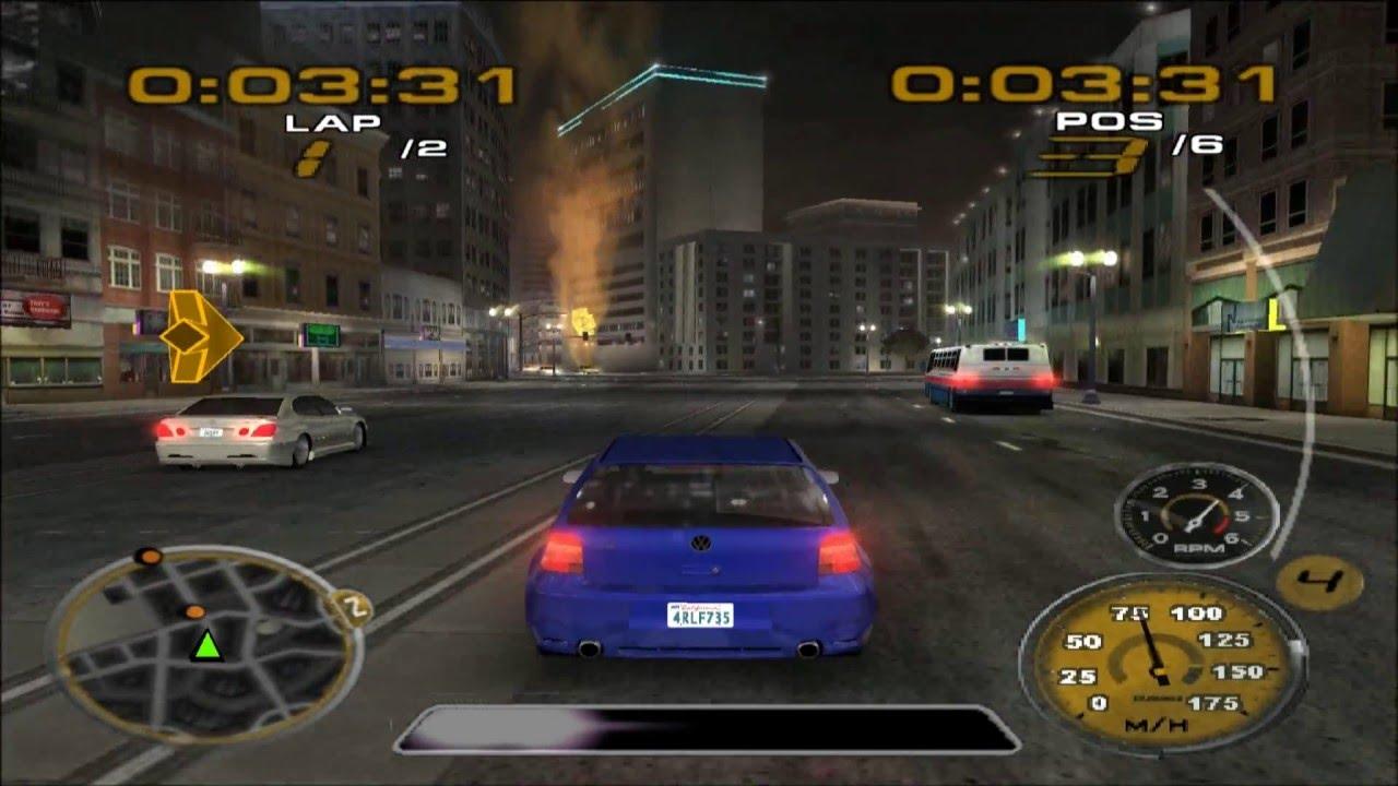 Game Midnight Club 3 DUB Edition PSP