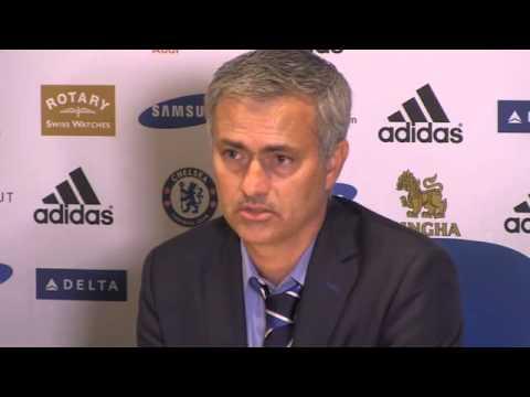 Jose Mourinho Praises Costa's Goal-Scoring Prowess