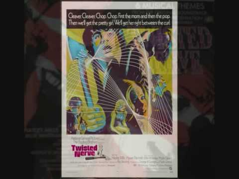 Twisted Nerve by Bernard Herrmann Video