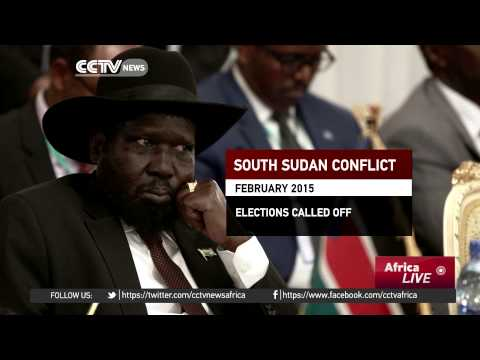 South Sudan Conflict Timeline