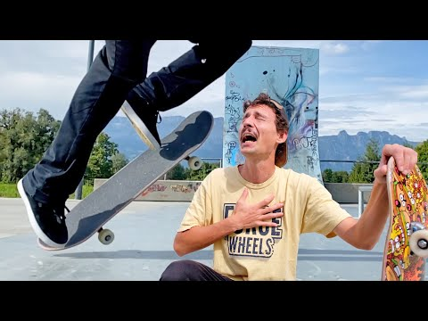 THE MADNESS CONTINUES! IMPOSSIBLE TRICKS OF RODNEY MULLEN