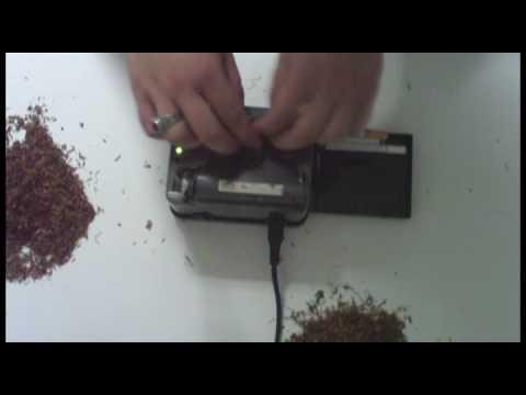 Powermatic 2 Electric Cigarette Injector Machine