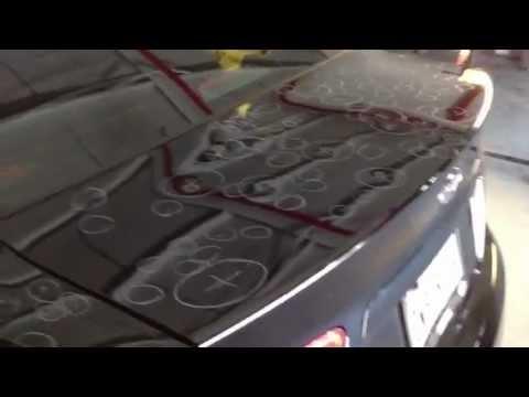 Appraising Automobile Hail Damage   Dallas, Texas   (972)746-1012