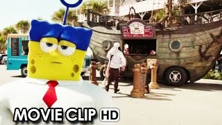 The SpongeBob Movie: Sponge Out of Water Movie CLIP 'Mega Clip' (2015) HD
