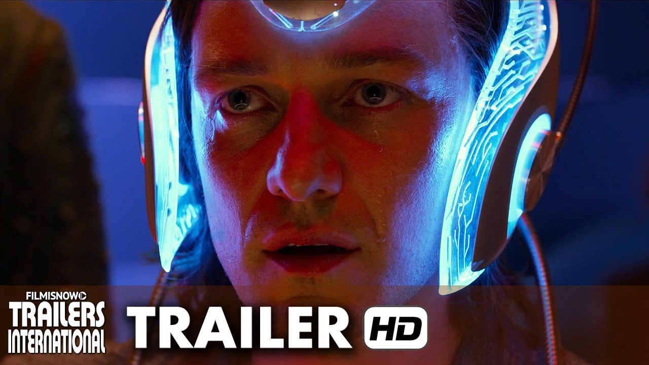 X-Men: Apocalipse Trailer Oficial Legendado - James McAvoy [HD]