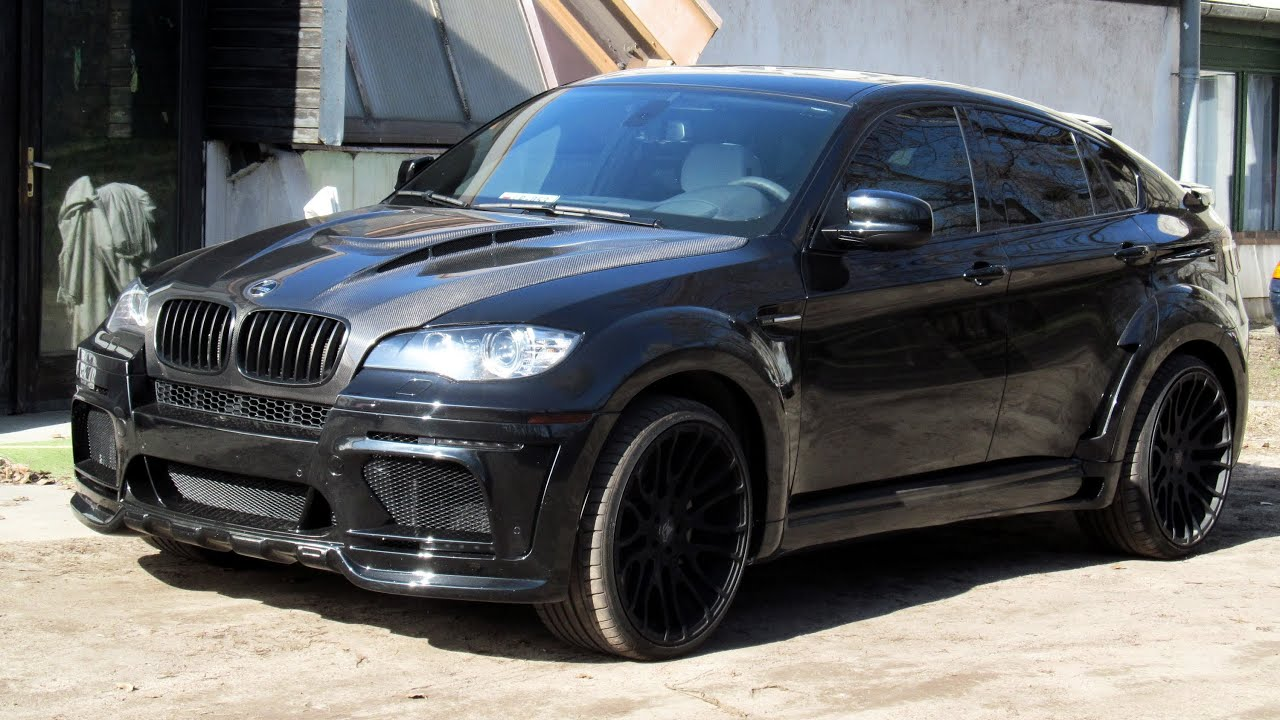 Hamann Tycoon Evo M Bmw X6m In Hungary Youtube
