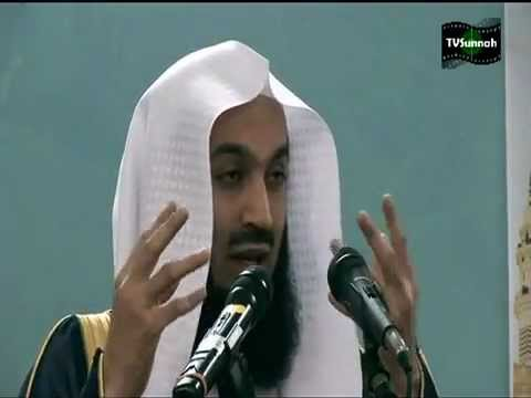 Beautiful True Story Of Brother on Lowering Gaze by Sheikh Mufti Ismail Menk
