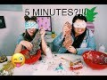 5 Minute Blindfolded Slime Challenge With Karina Garcia mp3