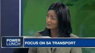 Gautrain Progress and SACCI