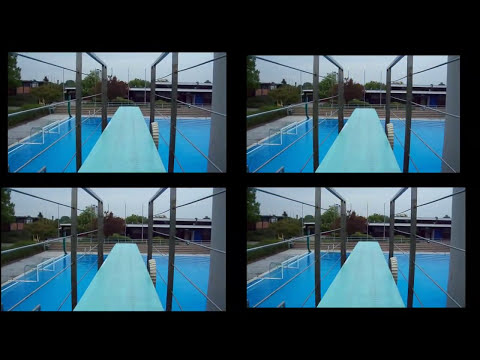Splashdiving Training 2010 Triple Frontflip Double Backflip Twist salto Diving Turmspringen